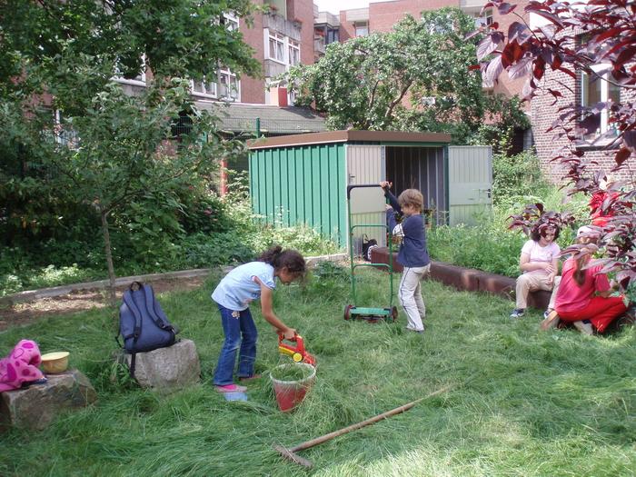Der Schulgarten