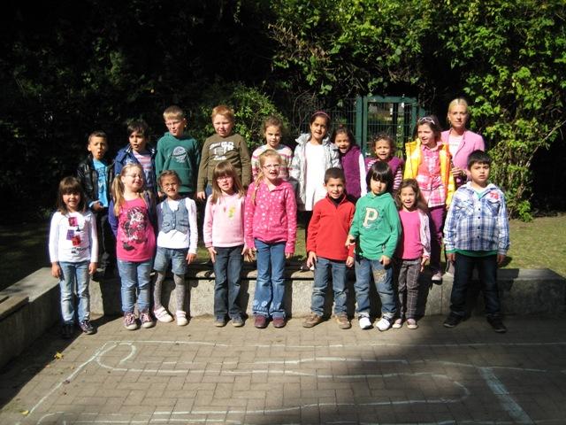 Klasse 1a - Schuljahr 2013/2014