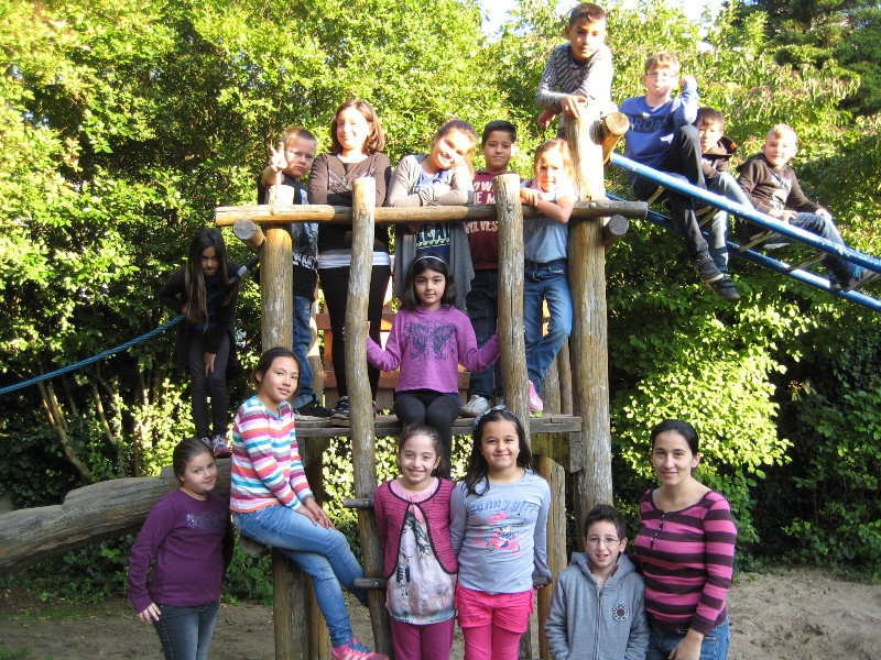 Klasse 3b – Schuljahr 2015/2016 – Klassenlehrerin Frau Caltili