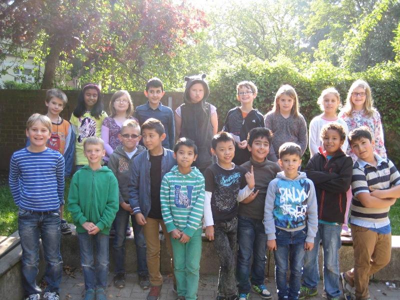 Klasse 4a – Schuljahr 2015/2016 – KlassenlehrerIn: Herr Schmacke