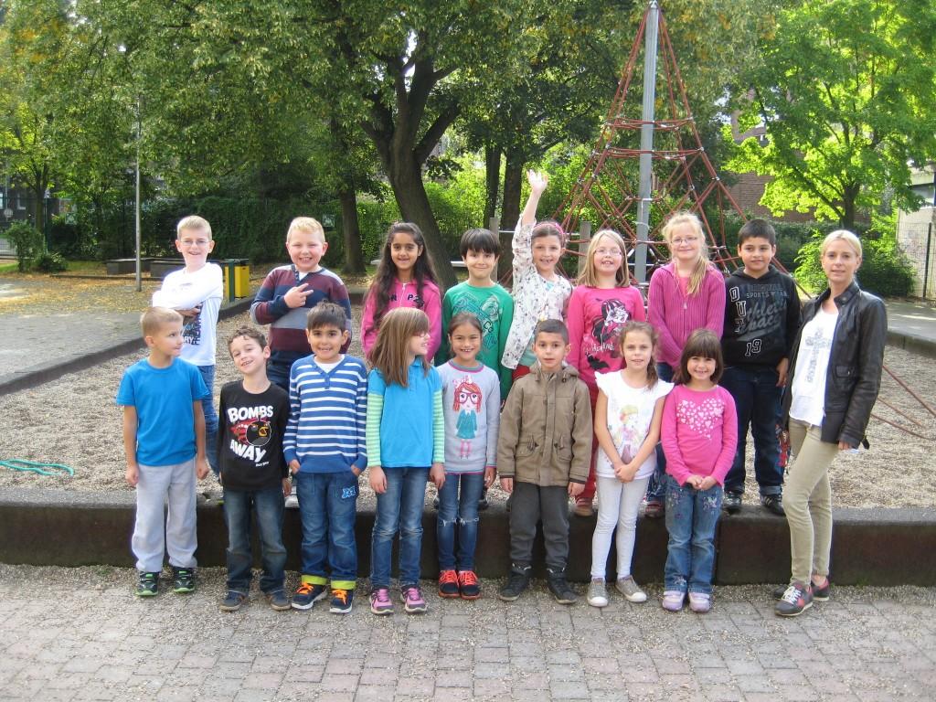 Klasse 2a – Schuljahr 2014/2015 – Klassenlehrerin Frau Hirner – Couderc