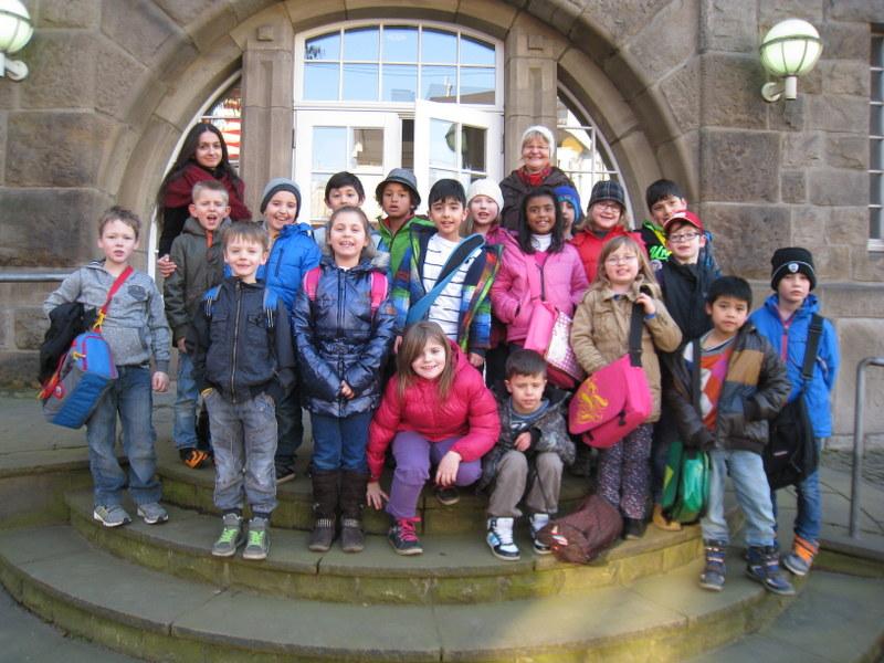 Besuch im Märkischen Museum.