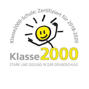 Klasse 2000 Zertifiziert